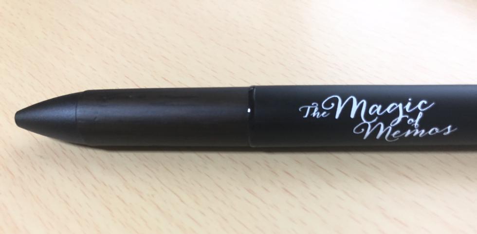 メモの魔力ボールペン