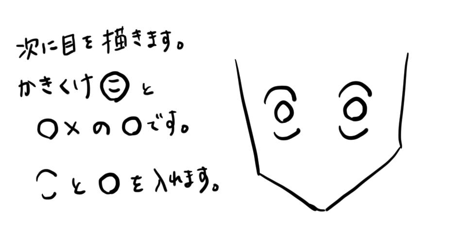【鬼滅の刃】竈門炭治郎をだれでも簡単に描ける方法02
